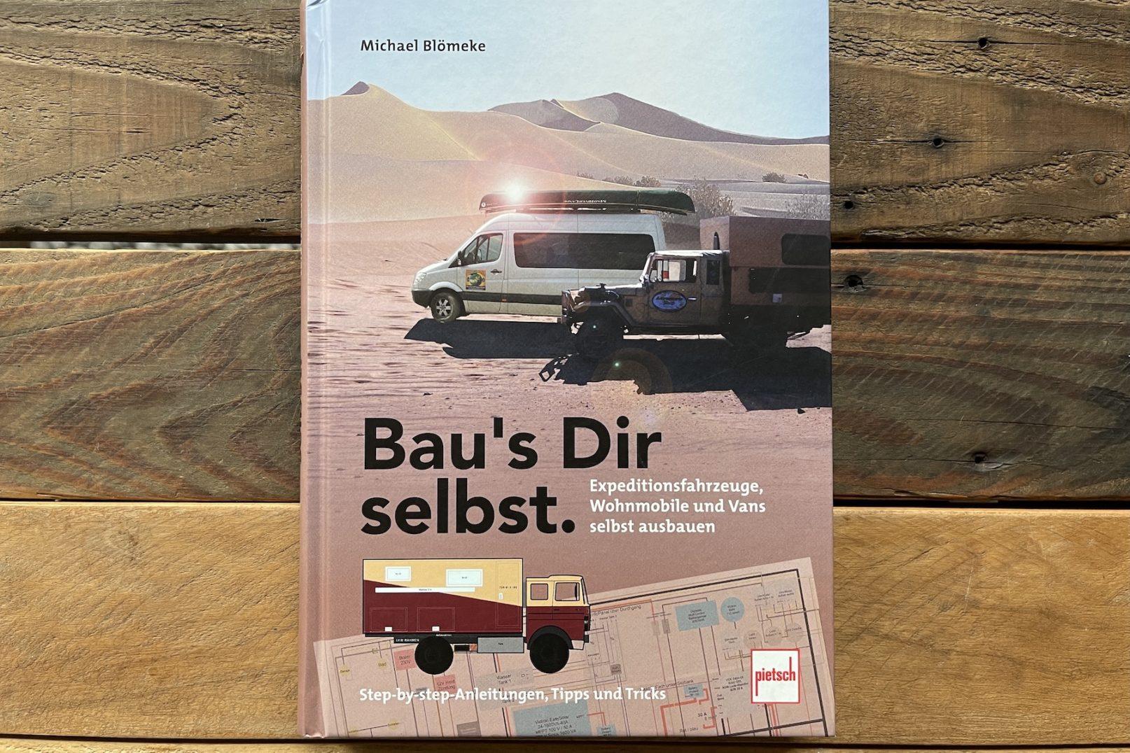 Buch Baus dir selbst - Selbstausbau von Vans, Camping- und Offroad-Fahrzeugen