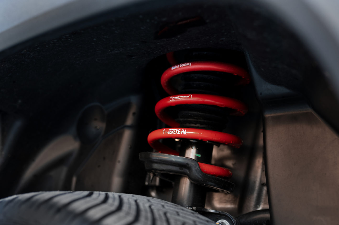 Jeep Renegade 4xe Hybrid Höherlegung