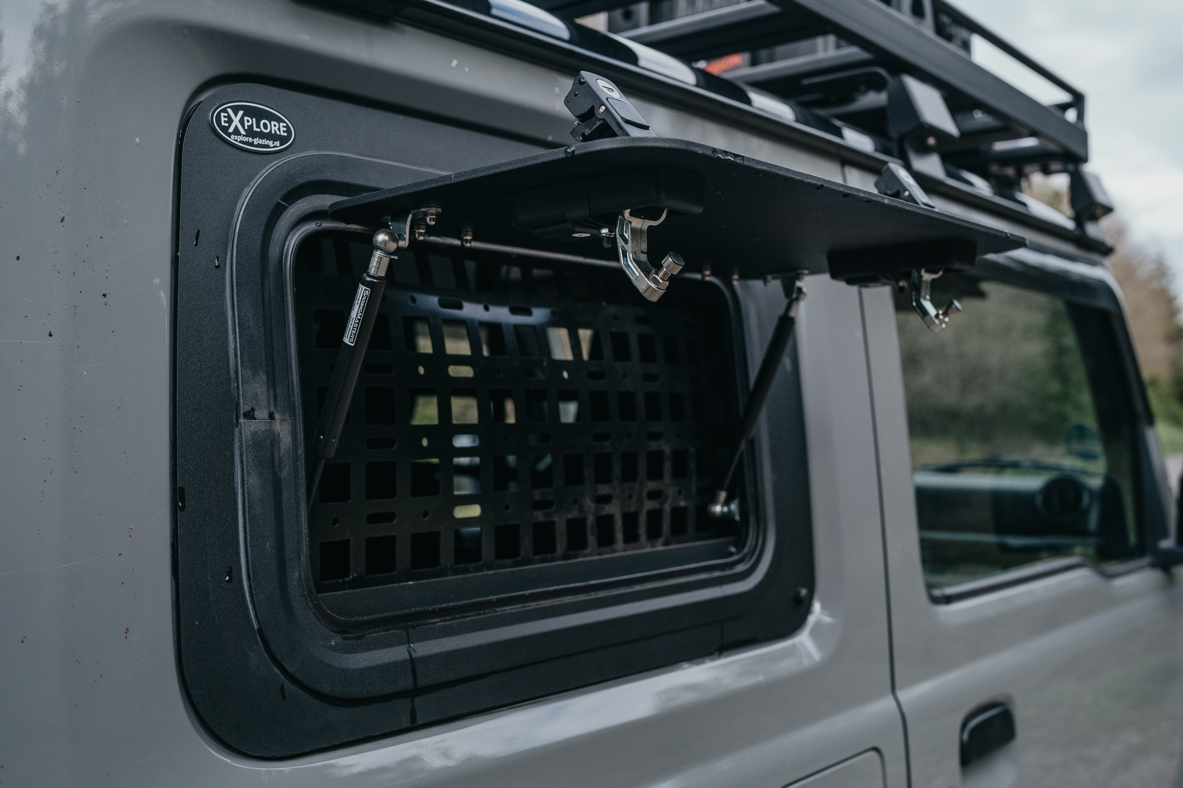 Gullwing für den Suzuki Jimny GJ