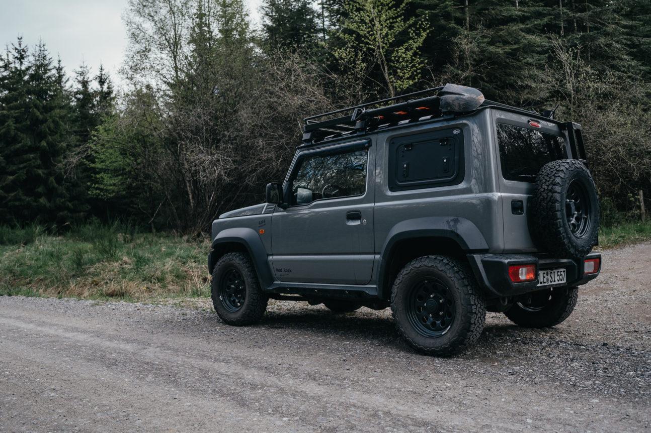 Der Suzuki GJ von Karo von 4x4Passion