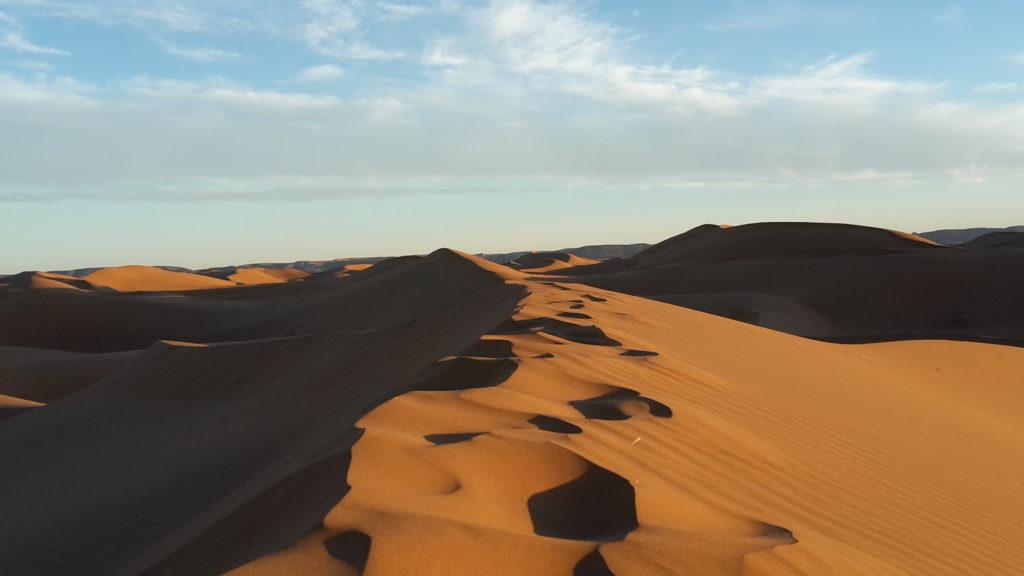 Six Dunes Tour Marokko Für Liebhaber des Sandfahrens.