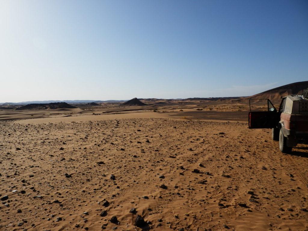 Six Dunes Marokko - Freiheit auf der Six Dunes.