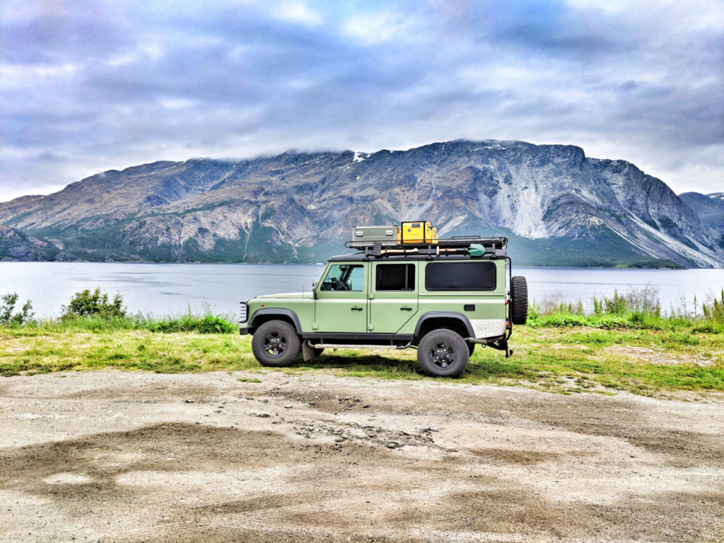 Land Rover Defender Willibald