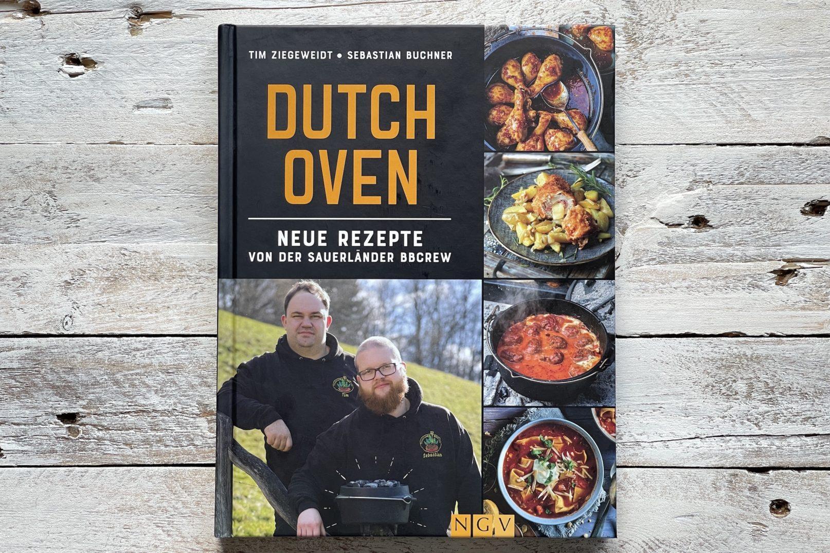 Buchrezension Dutch Oven Sauerländer BBCrew