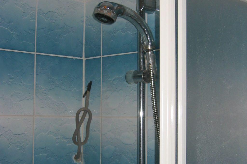 Duschen auf Reisen