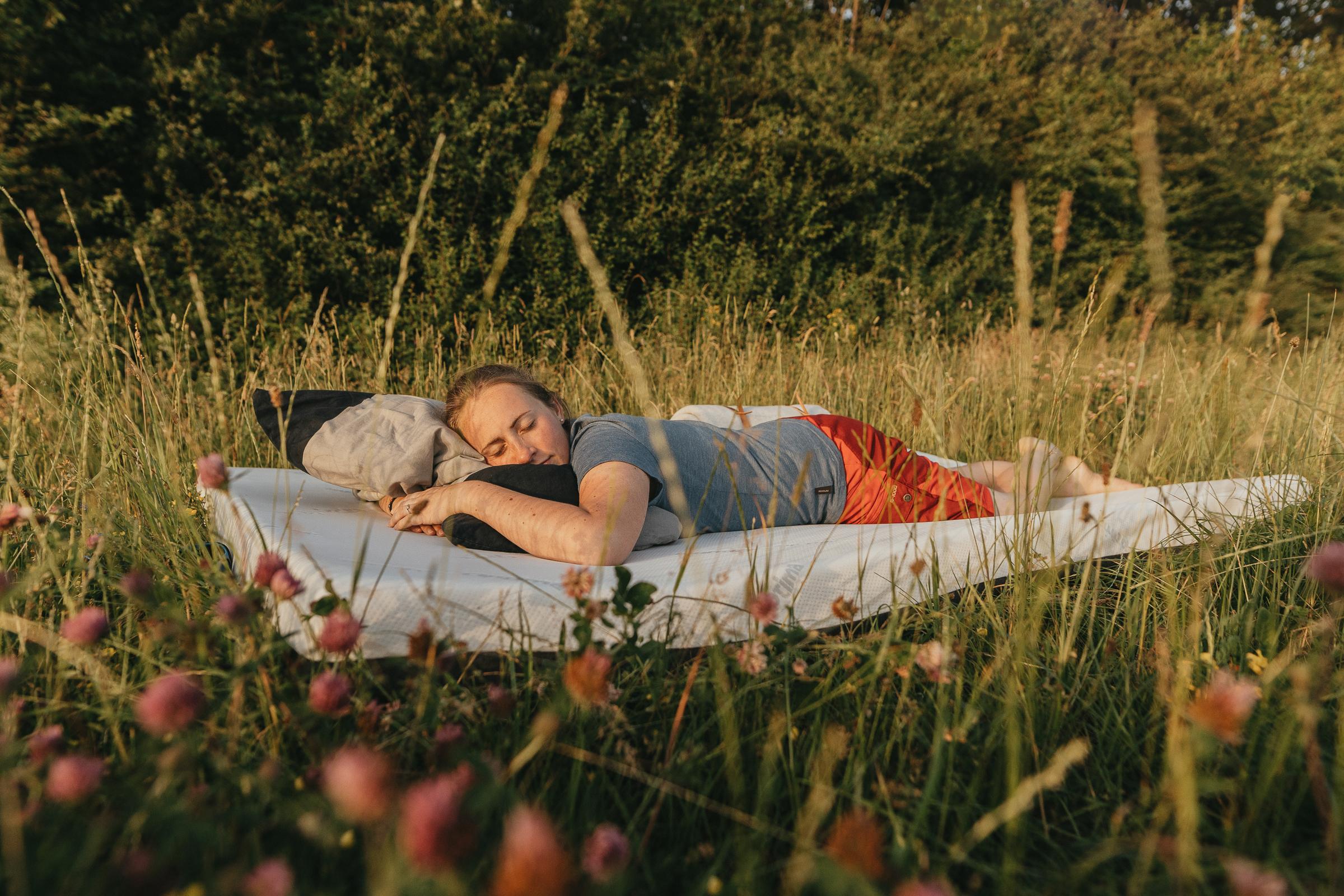 Optima - Die Matratze fürs Auto, Dachzelt und Hubdach