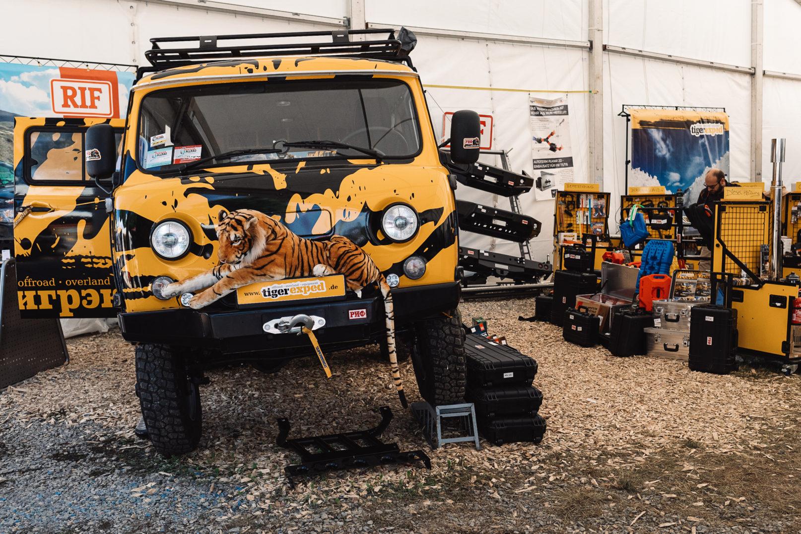 Tigerexped-Hausmesse 2021