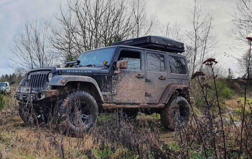 Werkzeug für den Jeep Wrangler