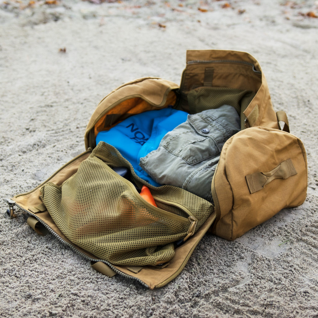 delta-BAGS Travel Bag Offroad-Reisetasche