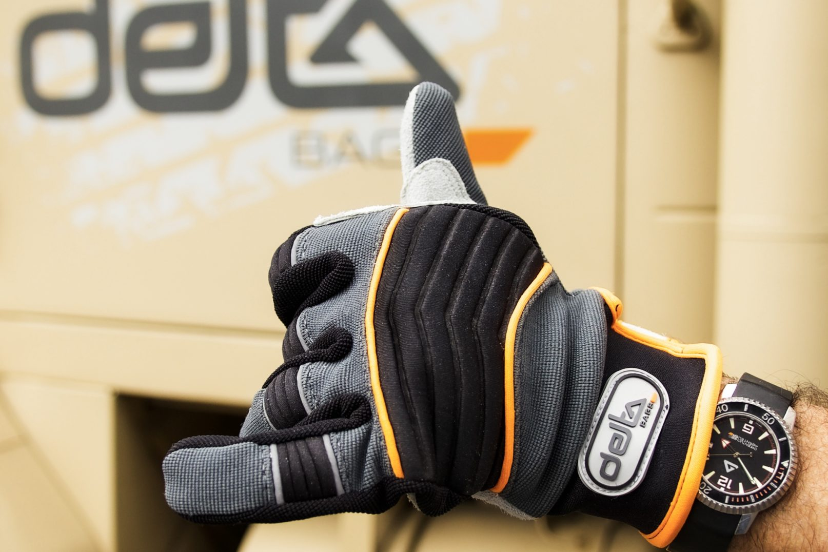 delta-BAGS Offroad-Handschuhe